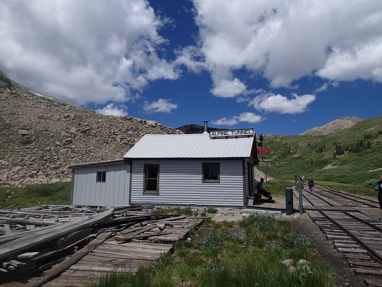 Highlight: Alpine Tunnel West