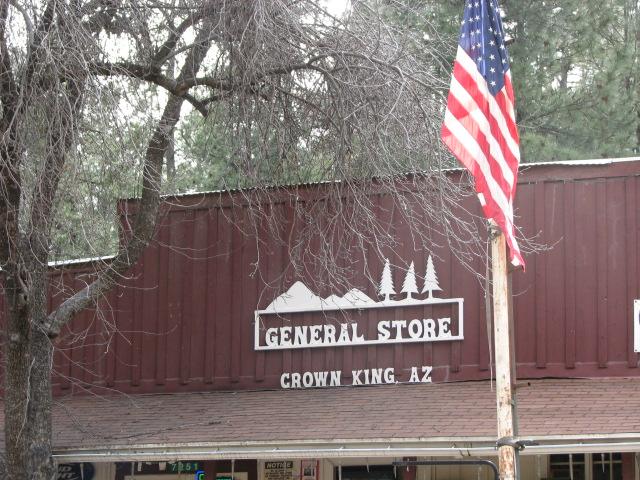 Highlight: Backway to Crown King, Arizona
