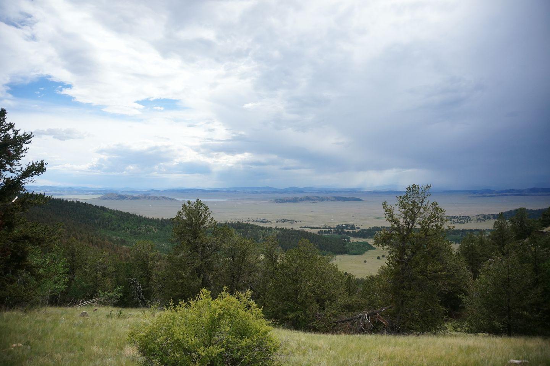 Highlight: Badger Mountain Road