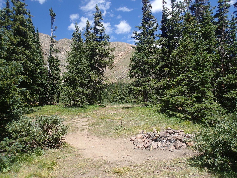 Camping: Bill Moore Lake