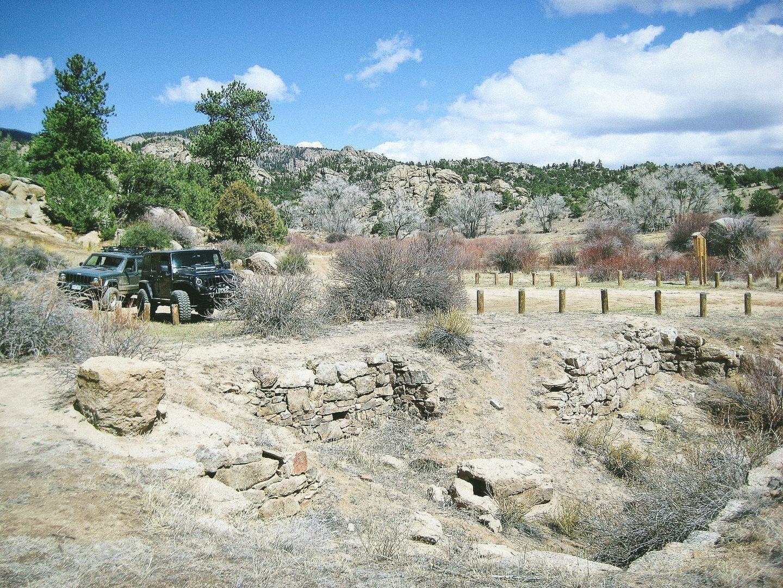 Highlight: Fourmile Area: Fourmile Ranch