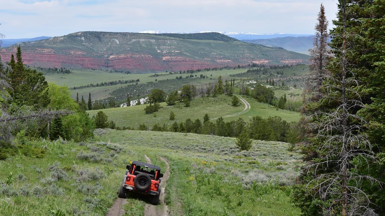 Highlight: Bull Mountain Road