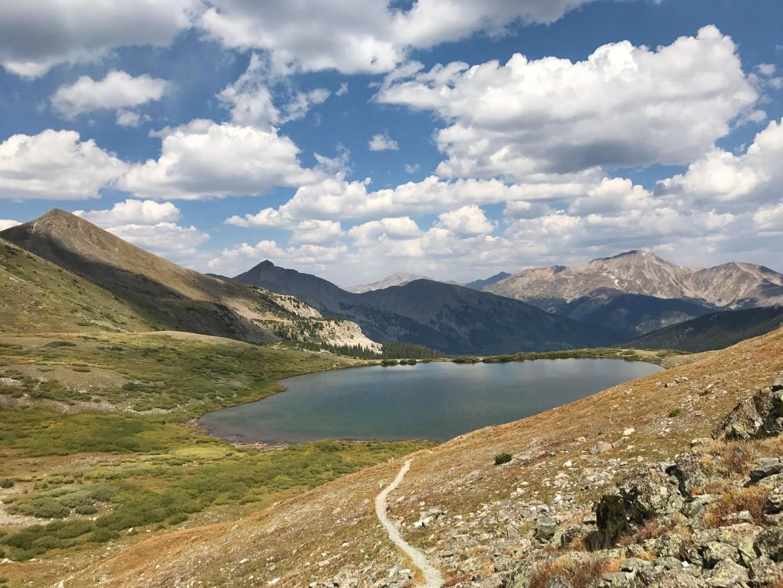 Highlight: Jones Mountain/Ptarmigan Lake