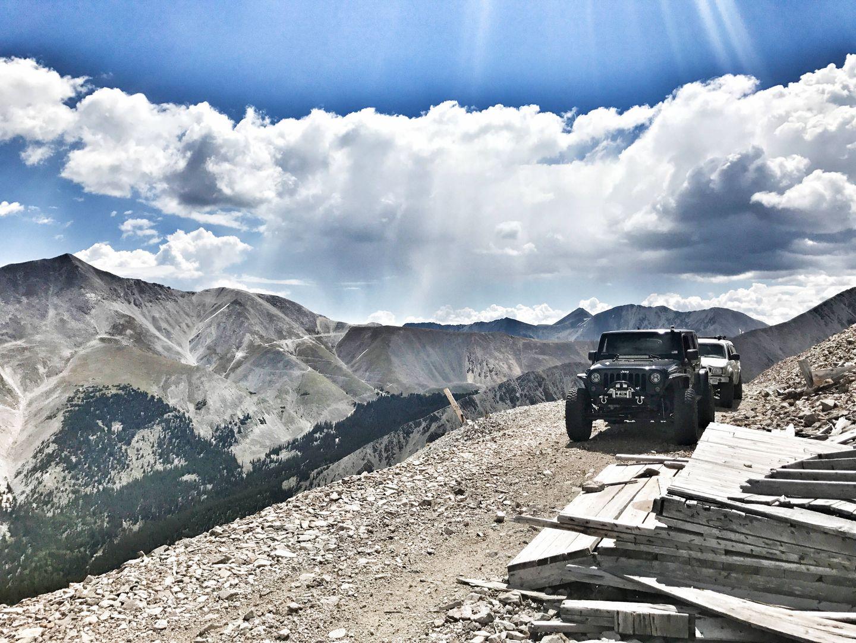 Highlight: Boulder Mountain