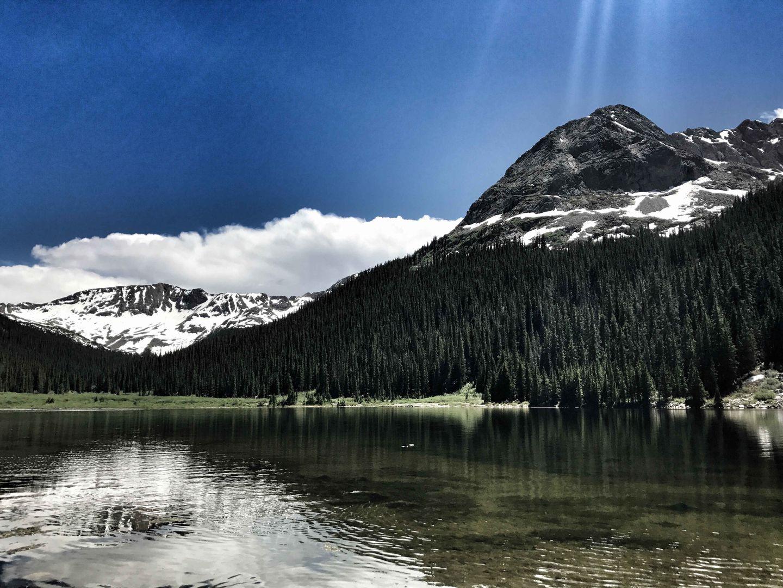 Highlight: Clohesy Lake