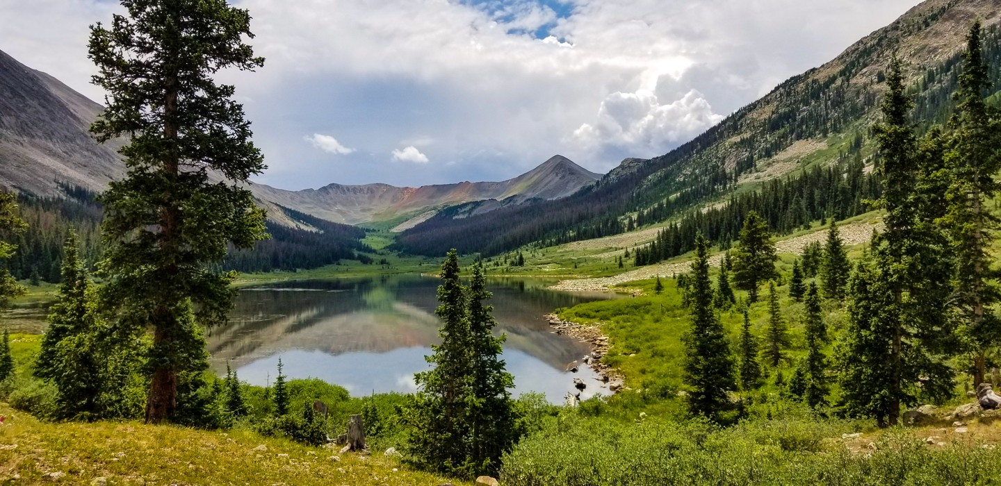 Highlight: Grizzly Lake