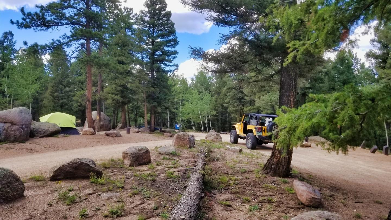 Highlight: Devils Head Campground Road - FS 300.Q