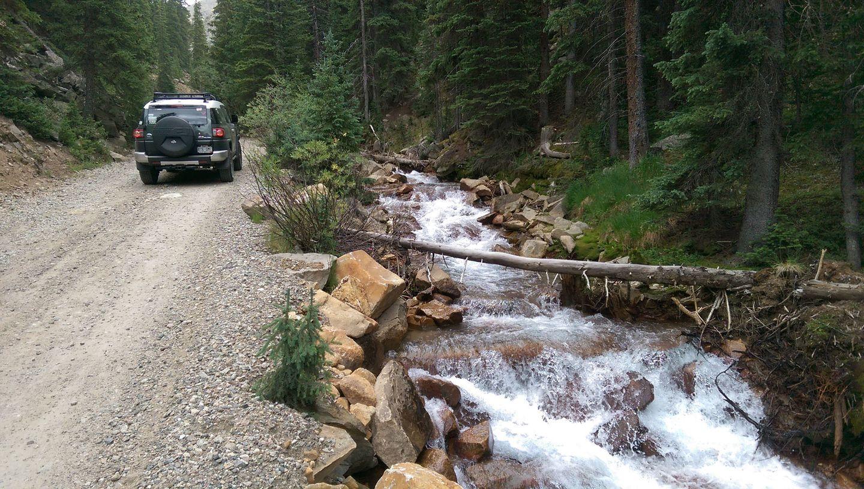 Highlight: Peru Creek