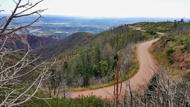 Highlight: Rampart Range Road
