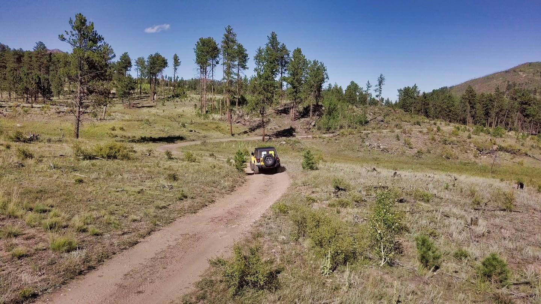 Highlight: Platte Springs Road