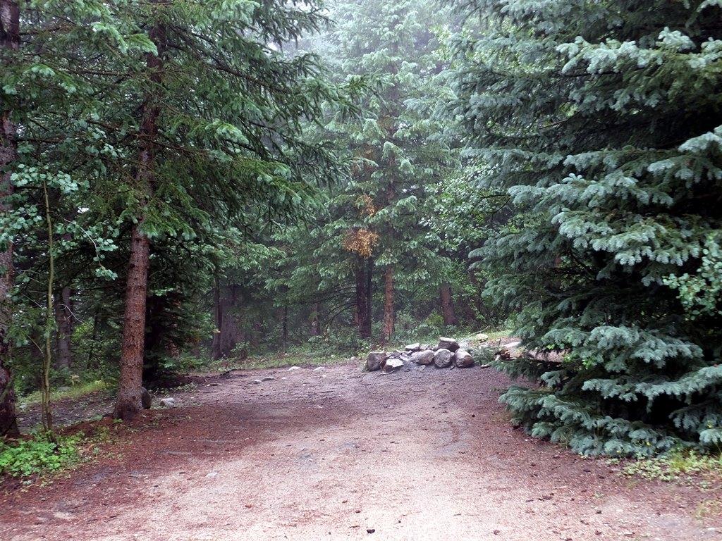 Camping: Tincup Pass