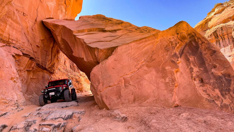 Highlight: Long Canyon