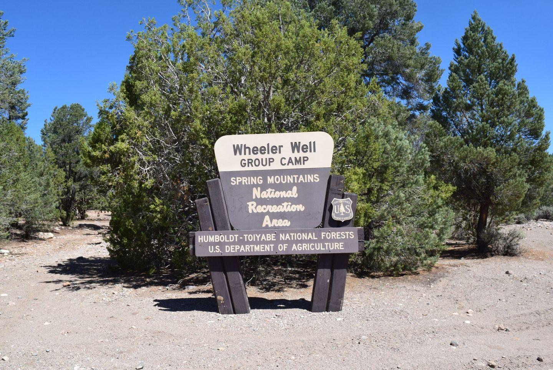 Camping: Wheeler Pass